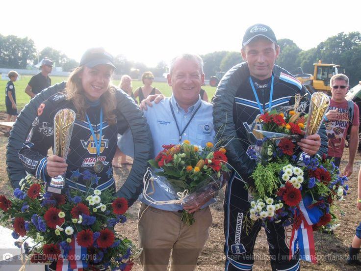 Matthijssen / Mollema Europees kampioen zijspannen in Vries!