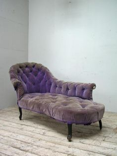 The french house vintage chaise