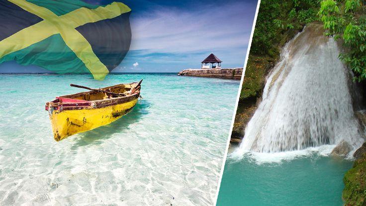 Koalitions(Reise)Ziel Jamaika - Surfen für Liberale, Dschungel für die Grünen - Traumreisen - Bild.de