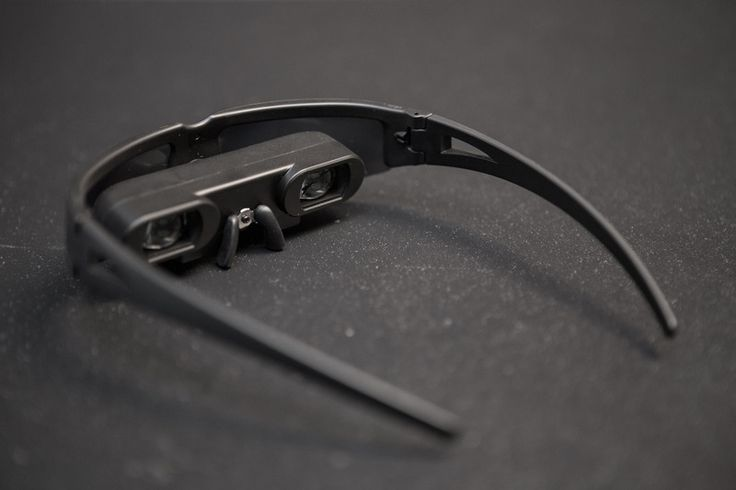 DIY Wearable Pi with Near-Eye Video Glasses