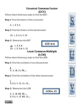 IXL | GCF and LCM: word problems | 6th grade math