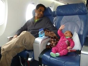 Frontier Airlines Baby Car Seat