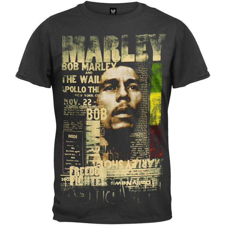 Bob Marley - Apollo Theater T-Shirt