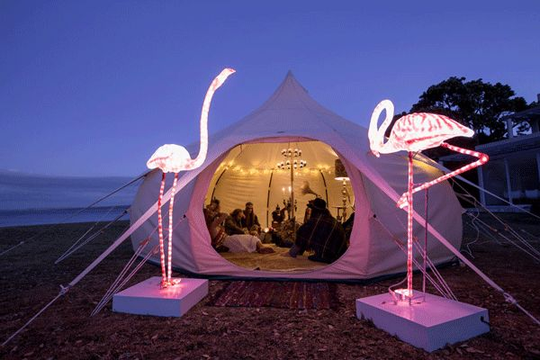 Thinking of buying a new tent? You'd better take a look at our #cool #tent wiki round-up then... Enjoy... cool tents