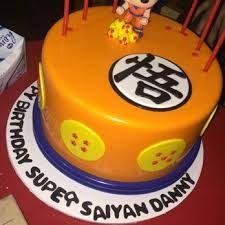 Resultado de imagen para how to make dbz cake