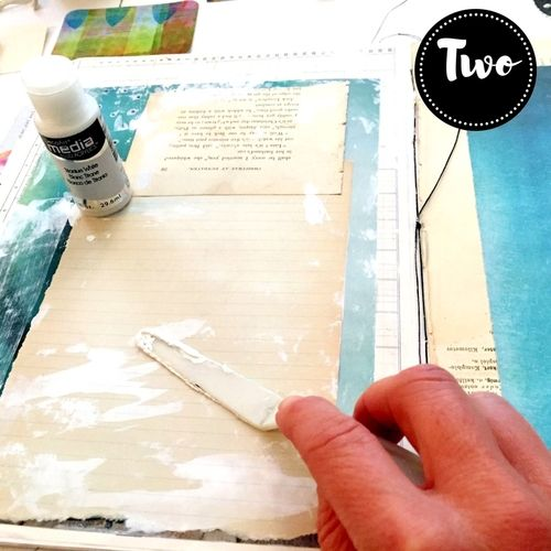 Mixed media style Bible Journaling with Roben-Marie Smith. In this step-by-step tutorial Roben-Marie brings her style to the hot trend that is Bible Journaling. Part of the 2016 I Am Project sponsored by Take Me Deeper. @robenmarie