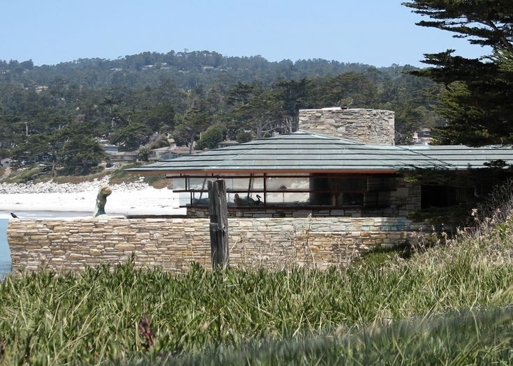 1000 images about frank lloyd wright on pinterest house for Frank lloyd wright california