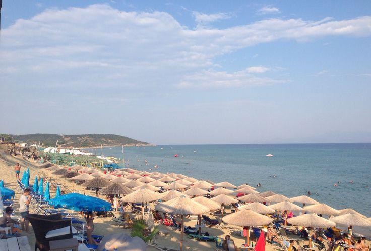@ammologous kavala, beach bar Koxyli