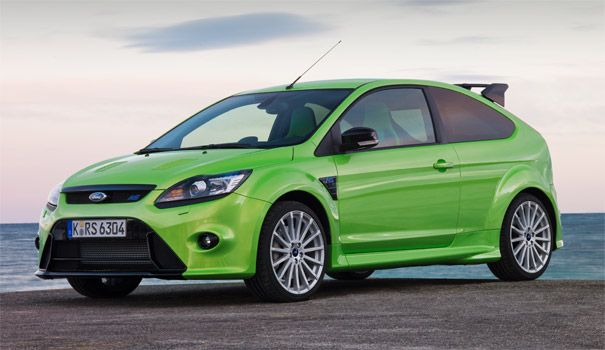 2009 Ford Focus RS (European Spec)