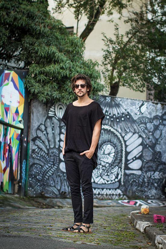 Moda Masculina: As cores (e os looks) de Ano Novo | Caio Braz
