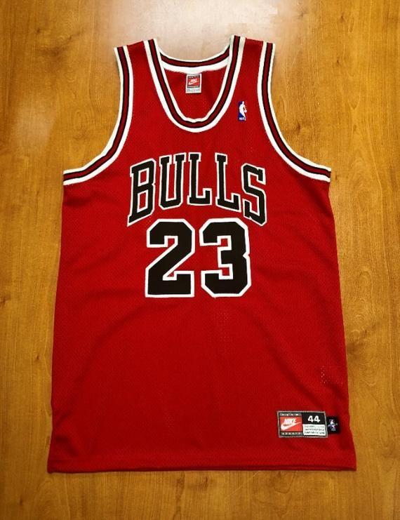 Vintage 1998 Michael Jordan Chicago Bulls Authentic Nike Jersey Size 44 Nba Finals Shirt Scot In 2020 Michael Jordan Chicago Bulls Michael Jordan Michael Jordan Jersey