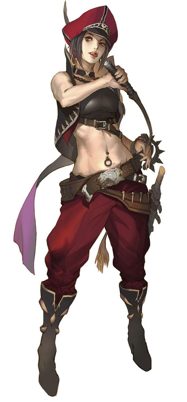 Nikita Heil - Characters & Art - Dragoneer's Aria