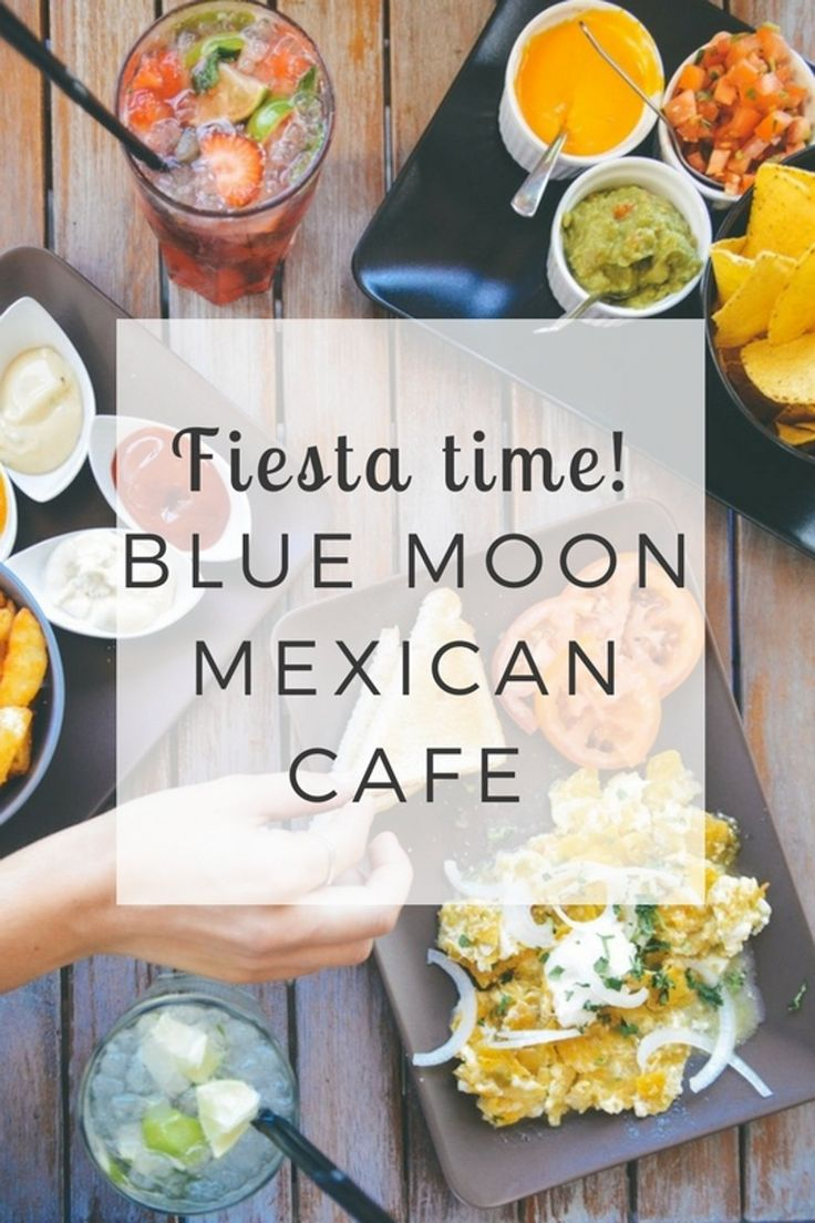 Boca Raton's newest Mexican restaurant opening soon! Blue Moon Mexican Cafe