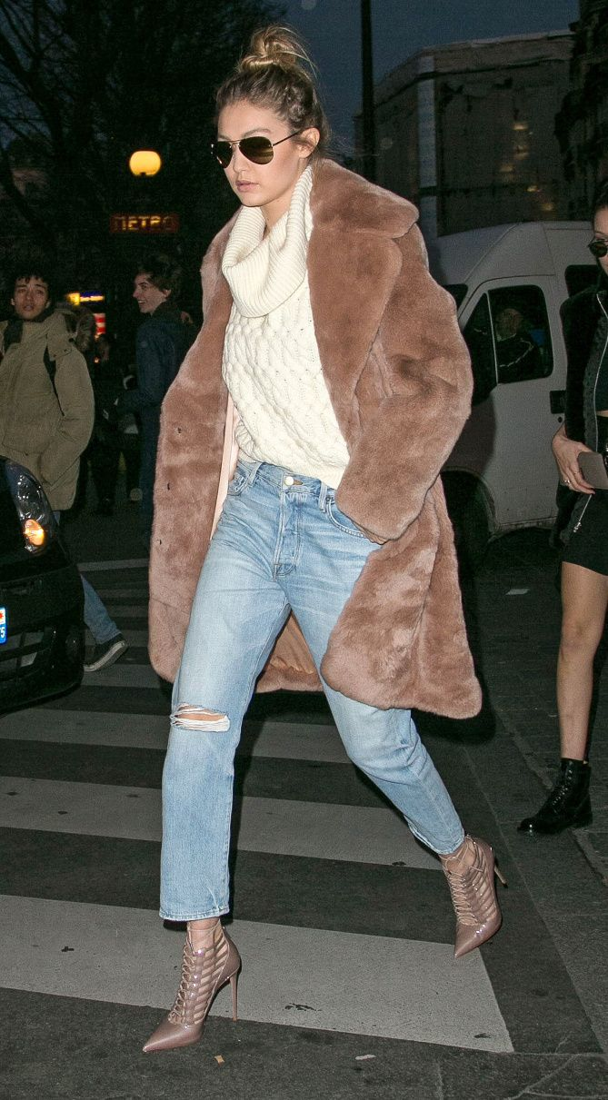 91 Celeb Outfits That Are All About The Coat