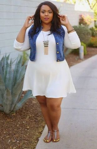 Best 25  Thick girls outfits ideas on Pinterest | Thick girl ...
