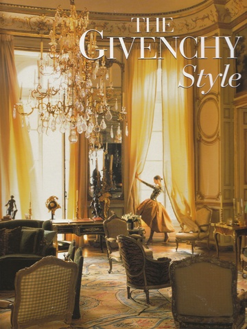 The Givenchy Style Interior Design