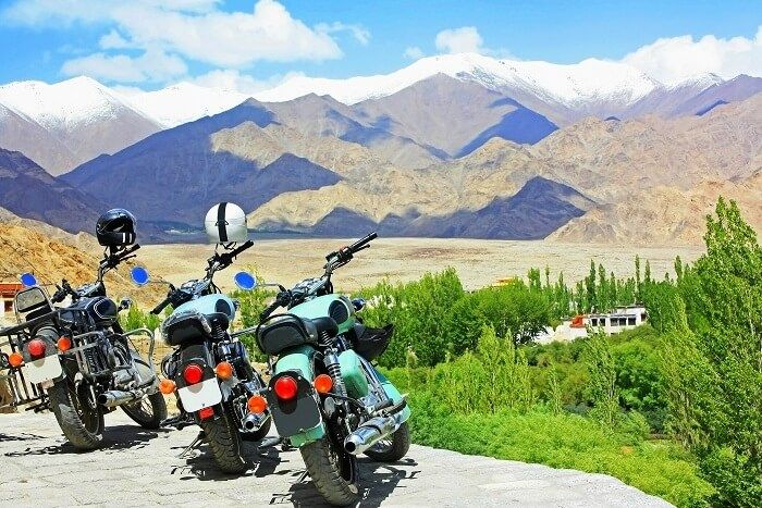 Here S How To Slay The Rugged Roads Of Ladakh Like A Boss On The