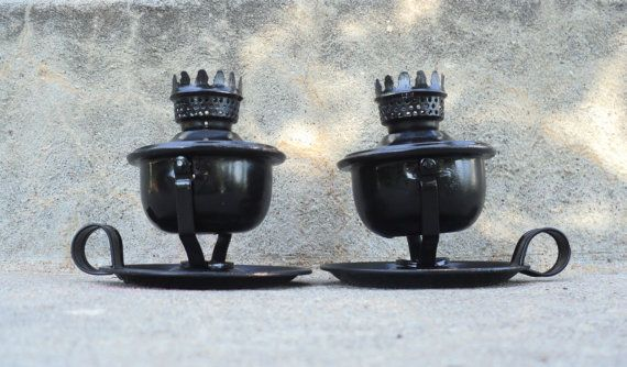 Hey, I found this really awesome Etsy listing at https://www.etsy.com/listing/101427442/black-candle-holder-set-oil-burner-pivot