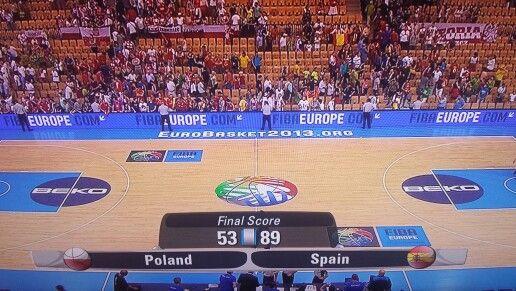@Selección Española Baloncesto @spainbaloncesto