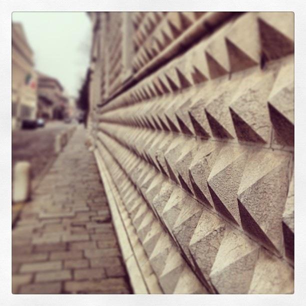 giuliabratti - Palazzo dei Diamanti di Ferrara by Turismo Emilia Romagna, via Flickr #umbertocesari #italy