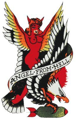 1000 images about angels from hell on pinterest amazing cars rockabilly and black angels. Black Bedroom Furniture Sets. Home Design Ideas