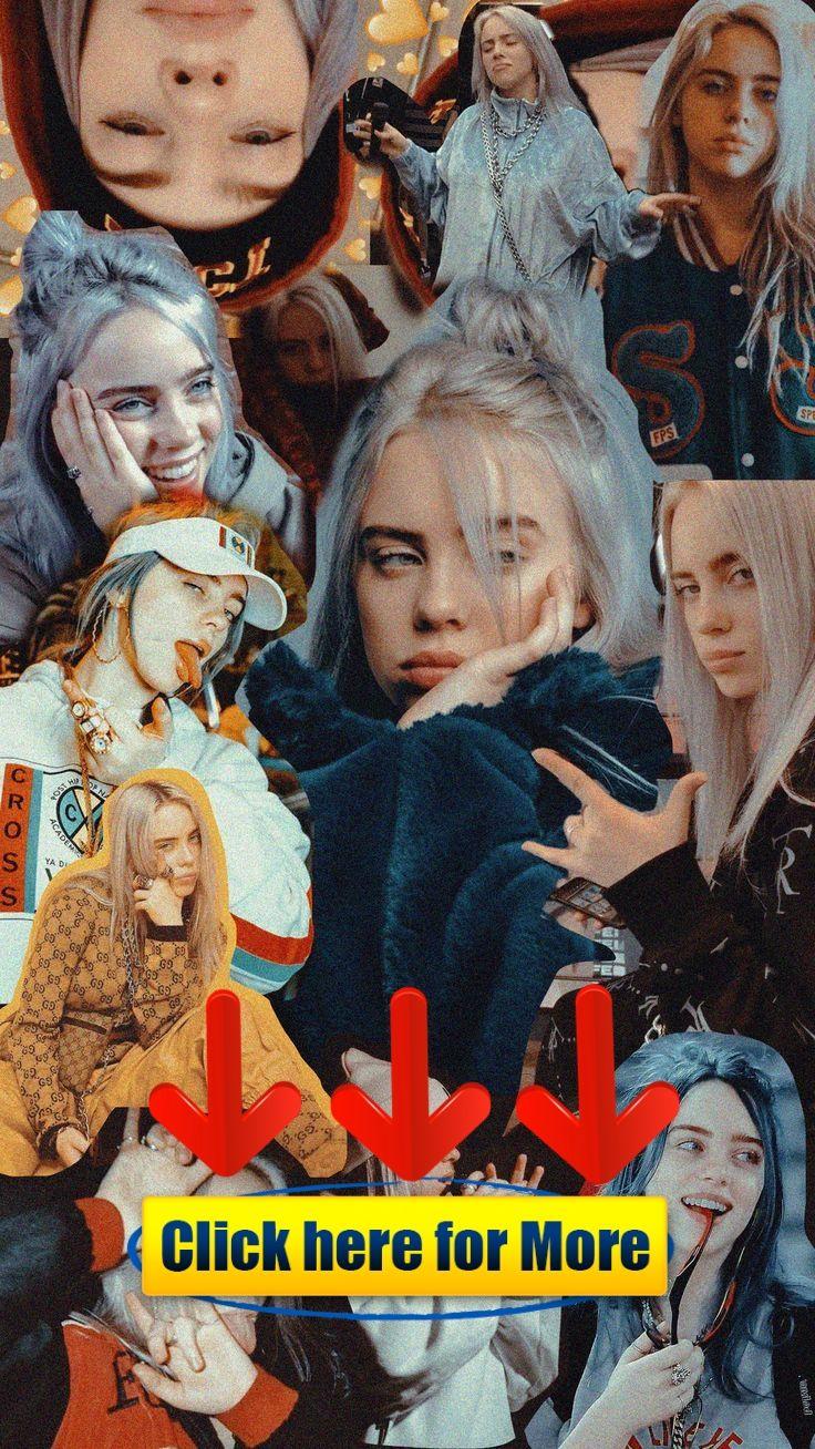 Billie Eilish Wallpaper For Phones Wallpaper Iphonewallpaper Music Billie Eilish Iphonewallpaper Music Mu Billie Eilish Artist Aesthetic Wallpapers