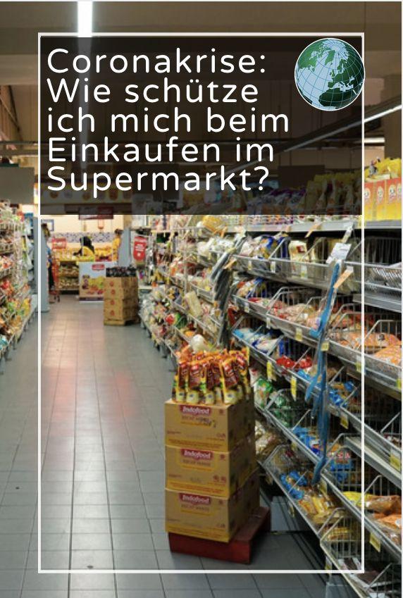 Corona Supermarkt Focus