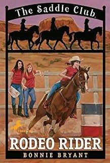 Horse Book Review: Rodeo Rider (Saddle Club #12) by Bonnie Bryant | Equus Education (scheduled via http://www.tailwindapp.com?utm_source=pinterest&utm_medium=twpin)