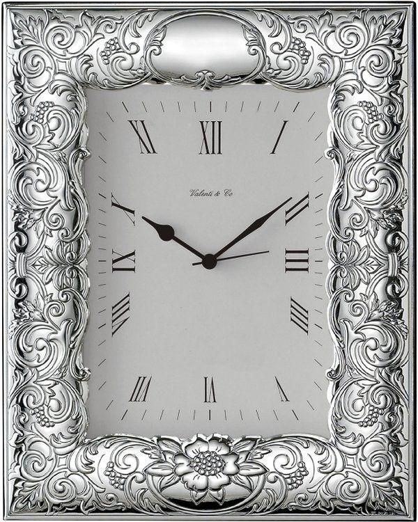 Zegar tył z drewna - (v#620orl) Pasaż Handlowy