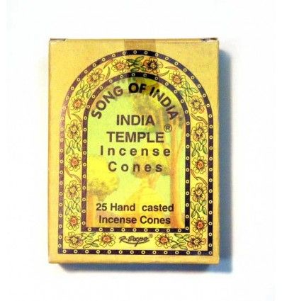 India temple incense cones #incense #india temple #viennaimports