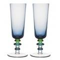 Sagaform Spectra Champagne Glasses