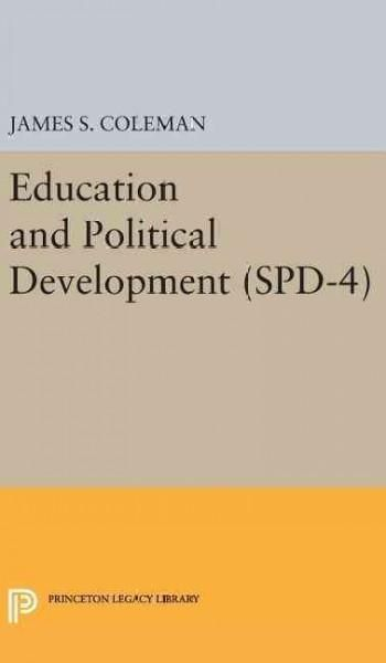 Education and Political Development