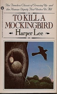 To Kill A Mockingbird by Harper Lee.  This is one of my all-time favorite books.