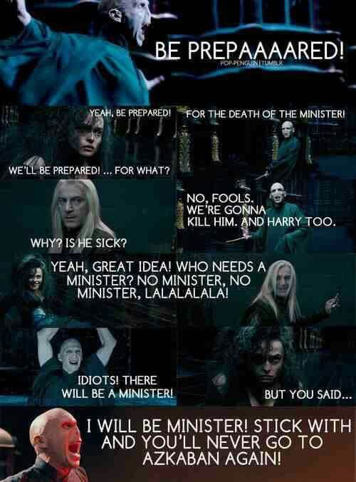 The Lion King and Harry Potter crossover