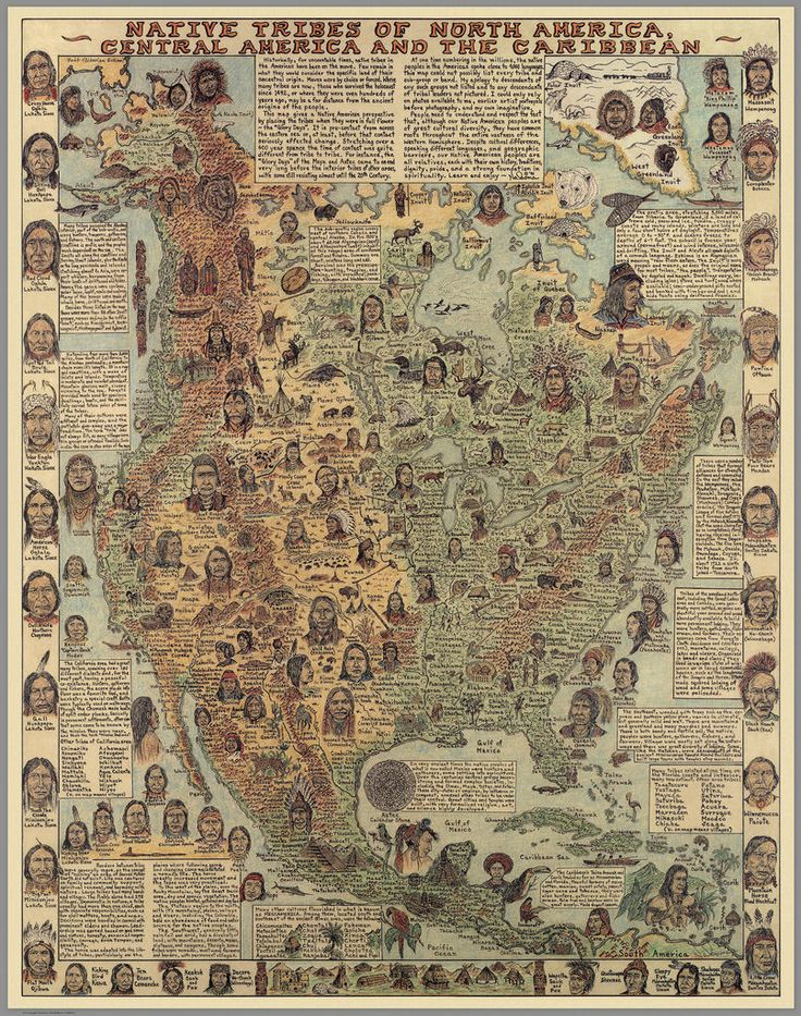 115 best old maps images on pinterest antique maps old cards indigenous maya map of native tribes of north america central america the caribbean find this pin and more on old maps sciox Gallery