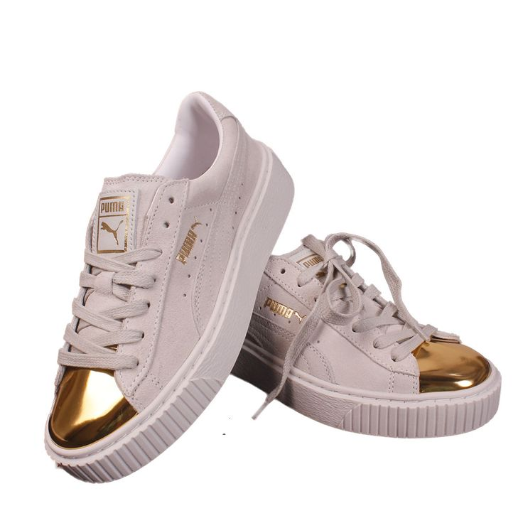 Size 7 Puma Shoes Sneakers. See more. Puma Blanco/Oro mod.15318 100€