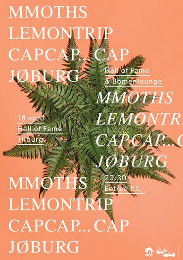 remcovandun mmoths poster by remco van dun