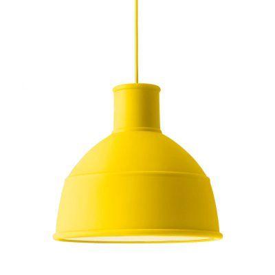 Unfold kattovalaisin, keltainen ryhmässä Valaistus / Valaisimet / Kattolamput @ ROOM21.fi (106647)