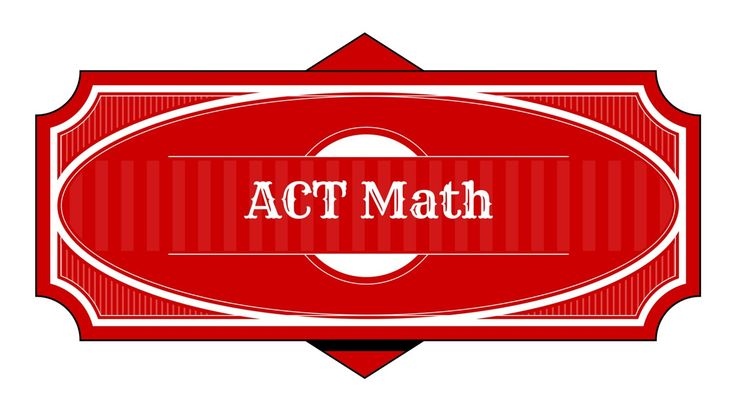 ACT Math Prep - ACT Test Study Guide - For your convenience, we have compiled several ACT math videos for you to study all at once.