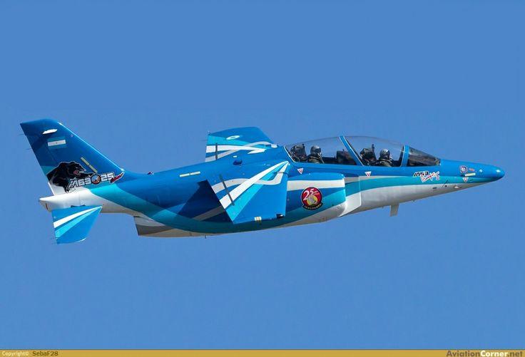 """FadeA IA-63 """"Pampa II"""" argentina"""