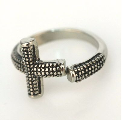 Scotland Cross Ring. Available at www.shaysarai.bigcartel.com