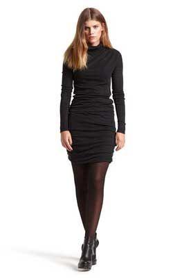 Elsabeth ls rollneck, Enver skirt
