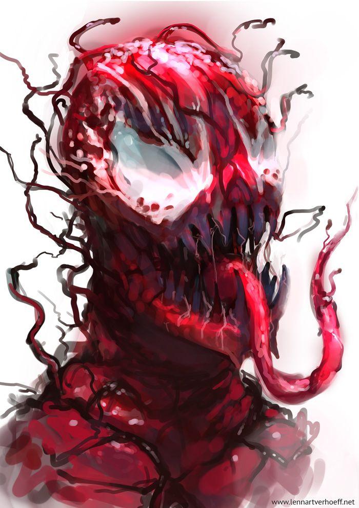 Spider Man Venom Carnage Tattoo: 17 Best Images About Carnage On Pinterest