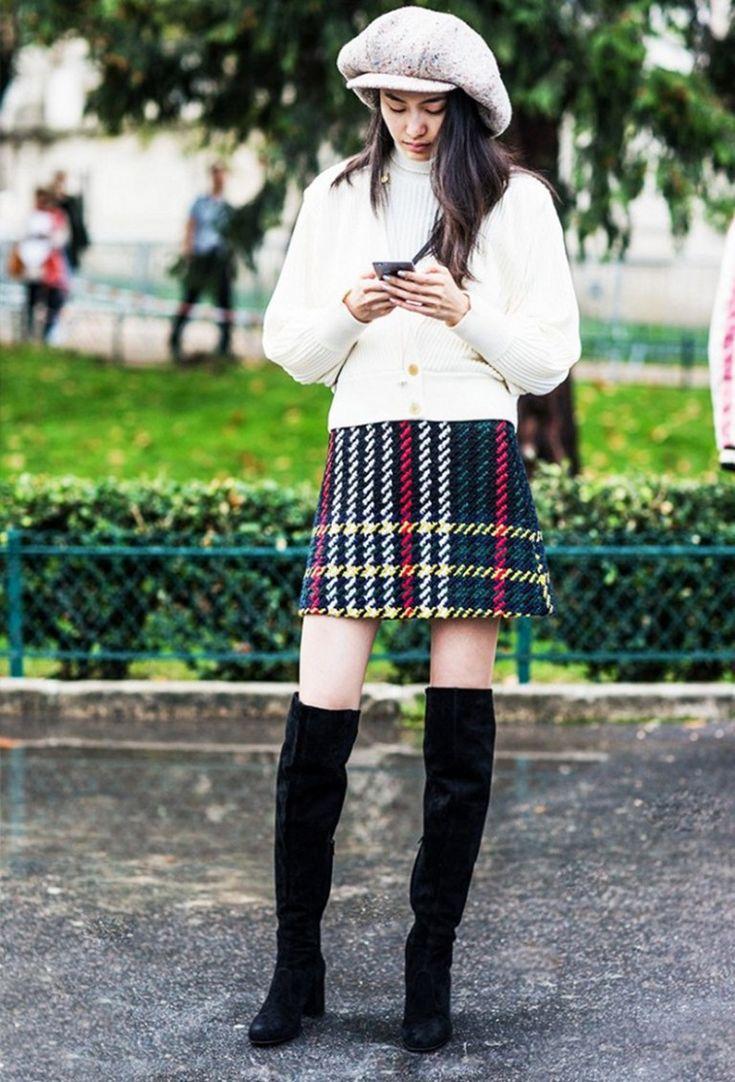 50 Looks De Street Style Invernal Para Copiar – Moda