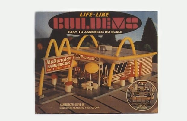 45. McDonald's Restaurant by Life-Like Buildems - The 50 Coolest Happy Meal Toys of All Time | Complex AU