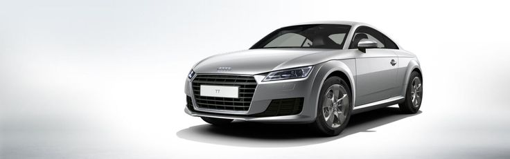 Audi TT Coupé 2.0 TDI Schaltgetriebe 184 PS  Link: http://www.audi.de/ACY42UA2 40.735€ #Diesel