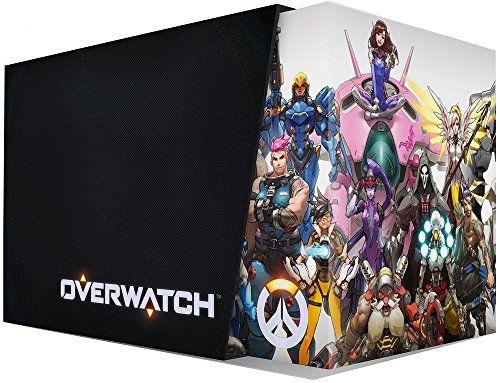 Overwatch – édition collector: 30 unité(s) de cet article soldée(s) à partir du 11 janvier 2017 8h (uniquement sur les unités vendues et…