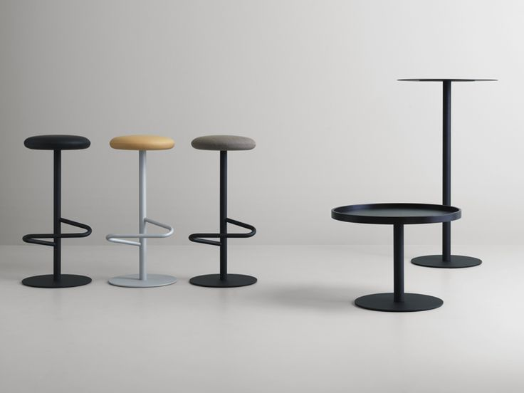 ODETTE High stool by Massproductions design Chris Martin