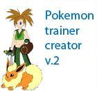 Pokemon trainer Creator v.2 by *Hapuriainen on deviantART so addictive