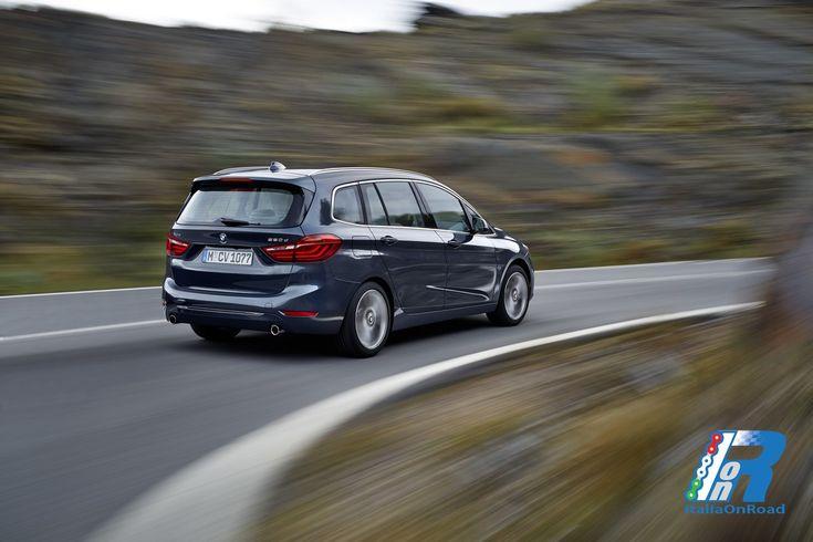 La nuova BMW Serie 2 Gran Tourer http://www.italiaonroad.it/2015/04/28/la-nuova-bmw-serie-2-gran-tourer/